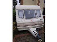 Avondale 4 birth caravan