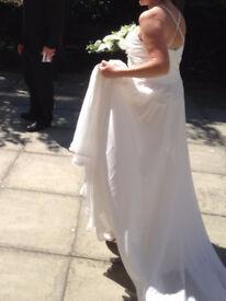 Gorgeous Jovanni Wedding Dress