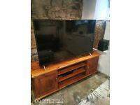 "JVC LT-58N7105A (58"") ultra HD TV"
