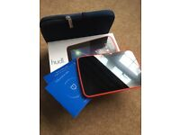 Excellent Condition Tesco Hudl with box as new