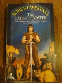 Robert Westall The Cats of Seroster