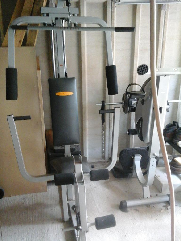 Weslo multi gym in lostock hall lancashire gumtree