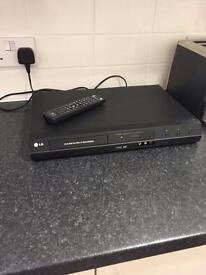 LG DVD HDD Recorder