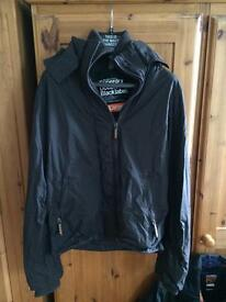 Men's Superdry jacket. Large.