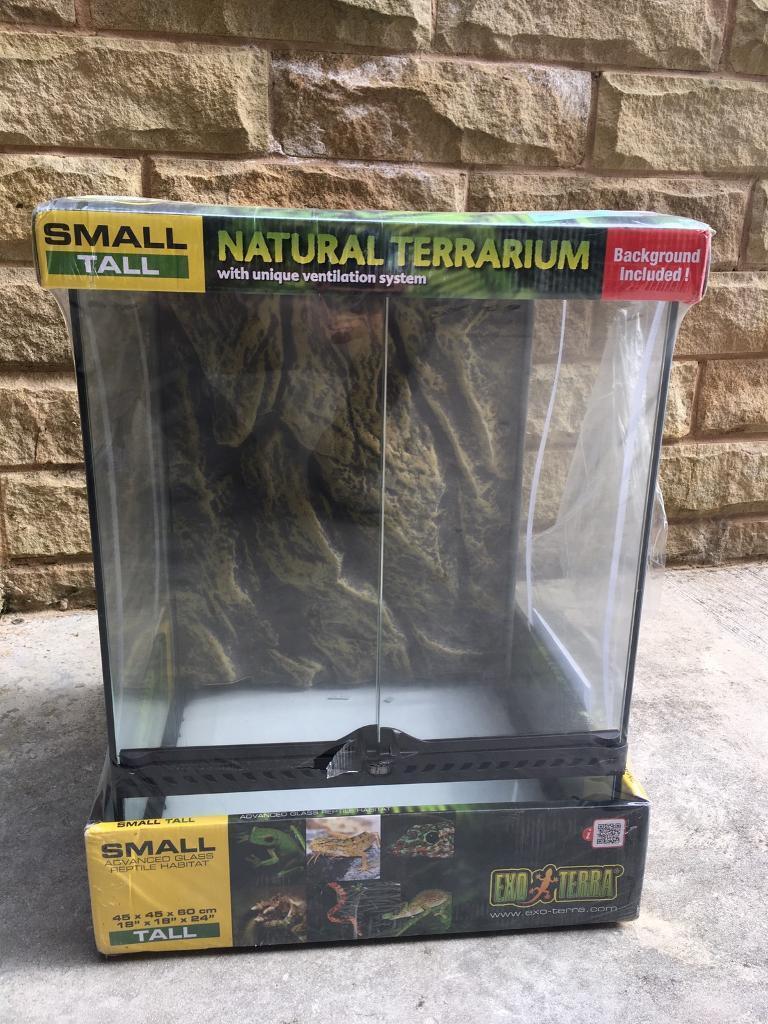 Reptile Tank Brand New Terrarium Vivarium In Sheffield South