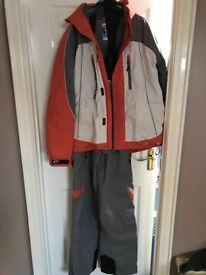 Ski Suit men's XL - used