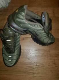 Nike Tuned 1 Green 4.5