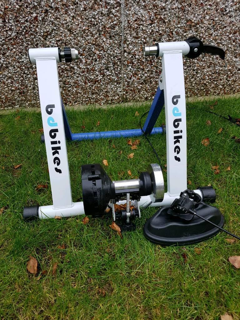 Bd bikes turbo trainer