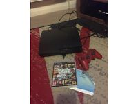 PS3 360GB with GTA 5
