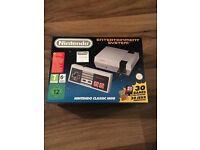 Nintendo classic mini (NES)