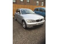 BMW 1 Series 116i 2006 sell or swap for 7 seater