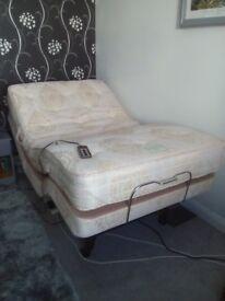 Orthopedic bed