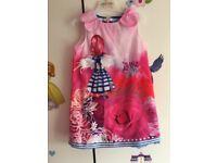Rosilita Age 4 dress