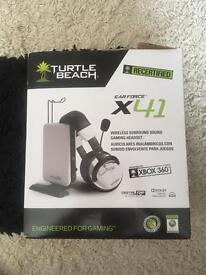 Headset & games