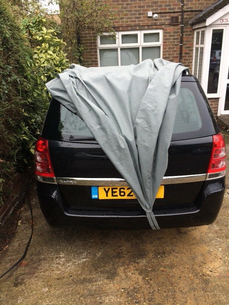 2013 Vauxhall Zafira breaking for parts