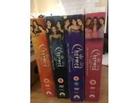 Charmed dvds FREE