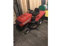 TWIN CUT RIDE ON LAWN MOWER FOR SALE