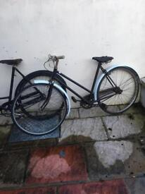 1940's and 1950's old bikes