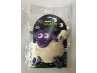 Ewan The Dream Sheep Snuggly Comforter - Purple Brand New