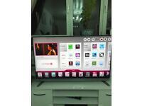 Tv LG smart 4K 55 inch