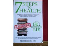 BOOK ON 7 STEPS TO HEALTH