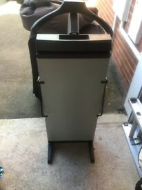 Corby 3300 brushed stainless steel trouser press