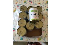 11 tins Royal Canin Diabetic dog food