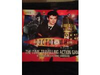 Dr Who Board Game