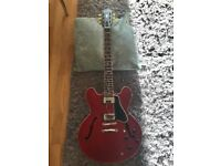 Gibson ES-335, 2014, Satin Faded Cherry