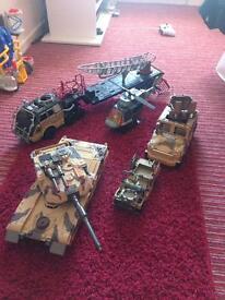 Army Tank Set