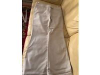 Marks &Spencer woman Beige trousers size 14 medium