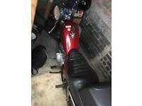 Yamaha sr 125cc !