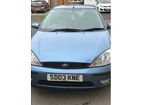 For Sale Ford Focus Zetec16v