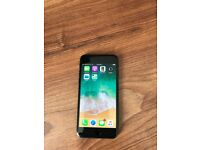 iphone 7 256gb black lock vodafone - without accessories. works excellent. little bit scratch.