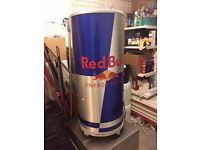 RED BULL DRINK FRIDGE - IDEAL FOR STORE AREA - BEST DEAL