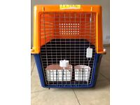 IATA Approved Animal Dog Travel Crate PP60