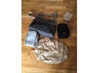 Pacapod changing bag Grey