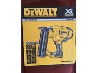 Dewalt DCN680N nail gun second fix 18v brushless NEW !!!!