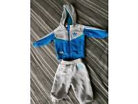 3-6 month 'ADIDAS' tracksuit