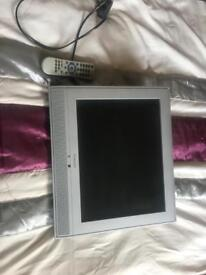 """Mikomi 15"""" lcd tv with remote control"""