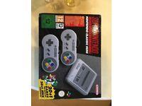 Nintendo SNES mini console BNIB