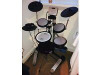 Roland HD3 V-drums lite drumkit