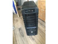 Computer Case - Haf X Coolermaster + Free new 1TB harddrive