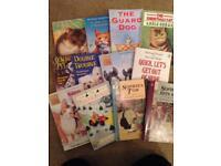 Several children's book bundles