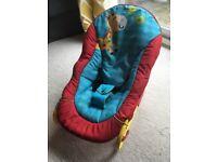 Hauck bungee jungle fun baby bouncer / chair