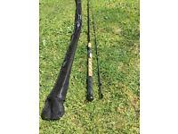 Quality bundle various rods x 3 KORUM & SHAKESPEARE