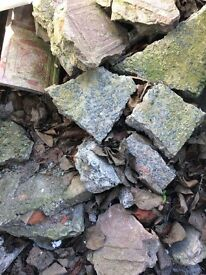 Free rubble - must collect asap
