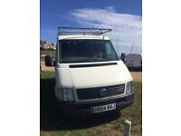 VW Volkswagon LT Camper Conversion/ Festival/Surf/Day Van/ Stealth Camper LOW MILES, LONG MOT,