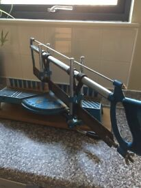 Large mitre saw/tile cutter/ torch