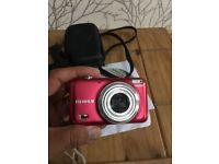 fujifllm 14 mega pixel digital camera
